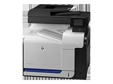 HP Lasjerjet Pro 500 MFP
